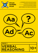 10+ Verbal Reasoning exam preparation