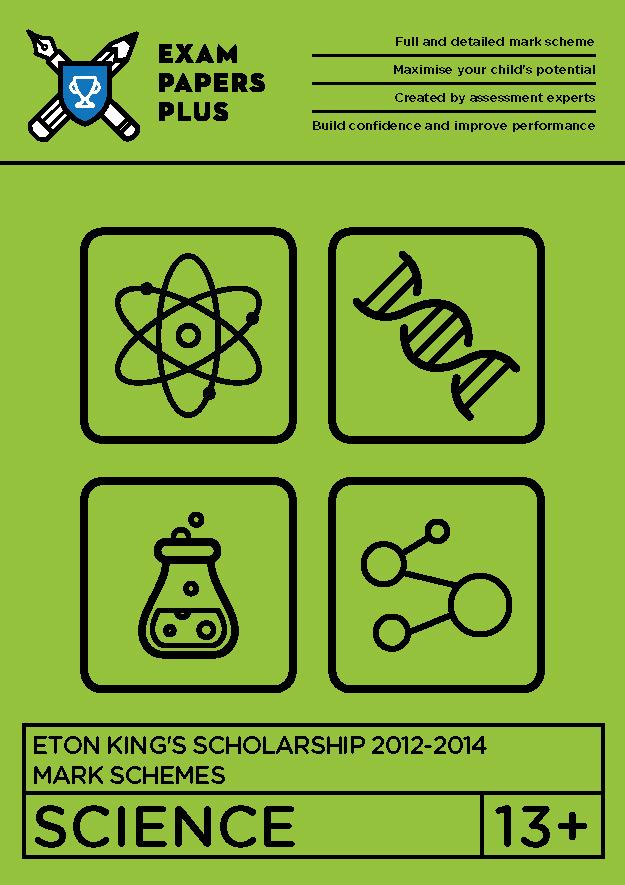 2012 2013 2014 Mark Schemes