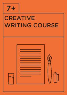 7 plus Creative Writing Course