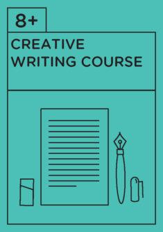 8 plus Creative Writing Course