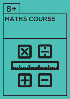 8 plus Mathematics Revision Course
