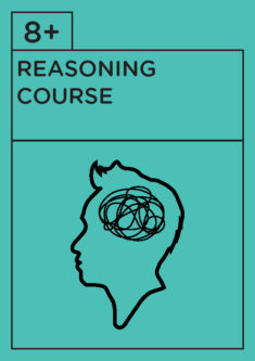 8 plus Reasoning Revision Course