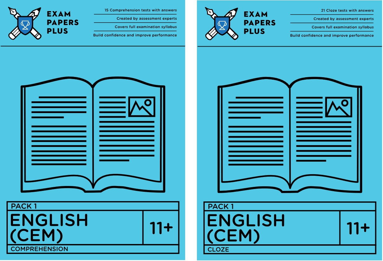 Screenshot of Exam Papers Plus' 11 Plus English Comprehension tests