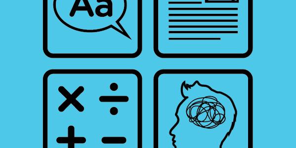 Mathematics, English and Reasoning