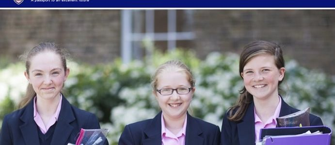 Fort Pitt Grammar School website