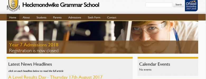 Heckmondwike Grammar School 11 Plus (11+) Exam Information