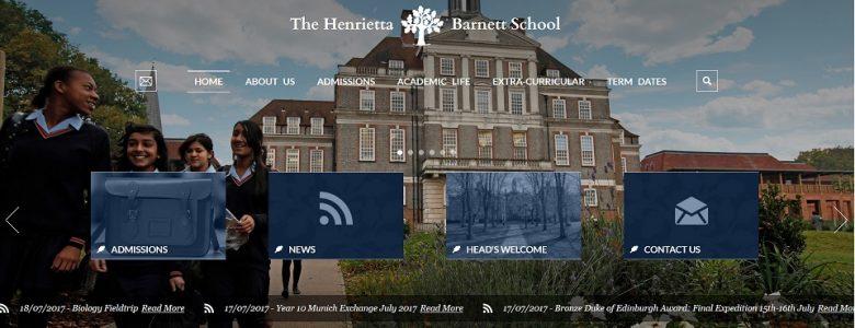 The Henrietta Barnett School 11 Plus (11+) Exam Information
