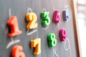 Key Stage 1 SAT maths exam
