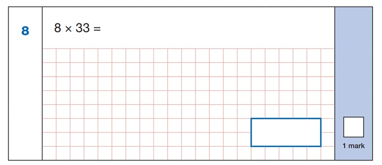 SATs Mental Maths Sample Question 3