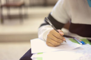 SATs exam format