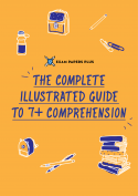 7 plus exam english comprehension guide