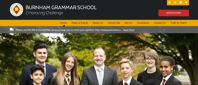 Burnham Grammar School 11 plus (11+) E