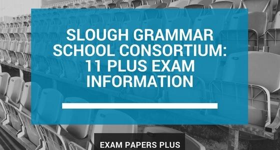 Slough Grammar School Consortium