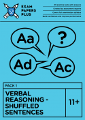 best 11+ Verbal Reasoning CEM-Style exercises