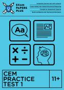 The best preparation for CEM 11 plus exams