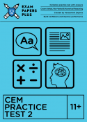 best 11+ CEM format resources for Reasoning