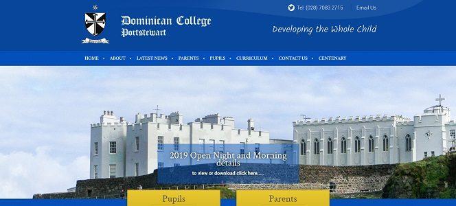 Dominican College, Portstewart PPTC Transfer Test (11 Plus) Information