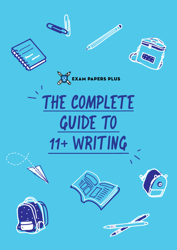 11+ writing guide for English exam preparation