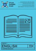 11+ English comprehension pack for grammar schools