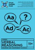 11+ Verbal reasoning exam preparation with focus on Codes