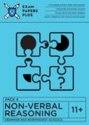 11+ Non-Verbal Reasoning Exam preparation