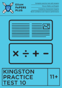 11 plus Kingston Packs with tutorial videos