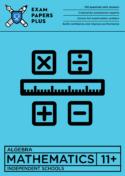 11+ Algebra skill specific practice