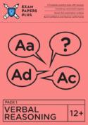 12+ Verbal Reasoning exam papers