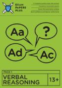 best 13+ Verbal Reasoning practice papers